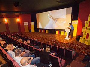 Rio Kino Palast Bühne