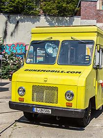 Bunsmobile Food Truck