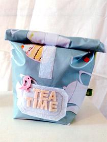 Lunchbag TEA-TIME von LiNi aus Fürth