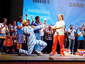 Gewinnerin Meike Harms