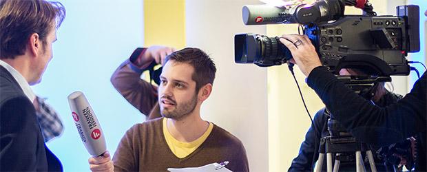 Michael Oschmann im Gespräch mit Franken Fernsehen