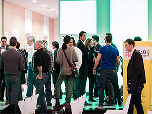 Webmontag 2013 während der Nürnberg Web Week