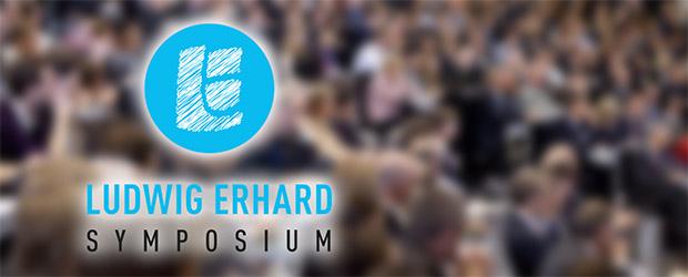 Ludwig-Erhard-Symposium in Nürnberg