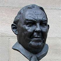 Büste Ludwig Erhard