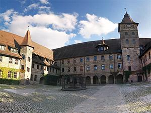 Gebäude Universität Altdorf