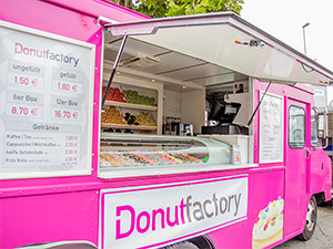 Food Truck Donuttruck