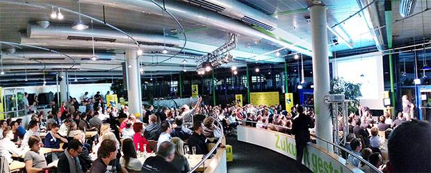 Webmontag Franken am 13.10.2014 in der DATEV