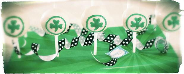 Cake Pops für die Fürther Spielvereinigung von Sandybel