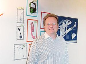 Portrait Holger Dyroff