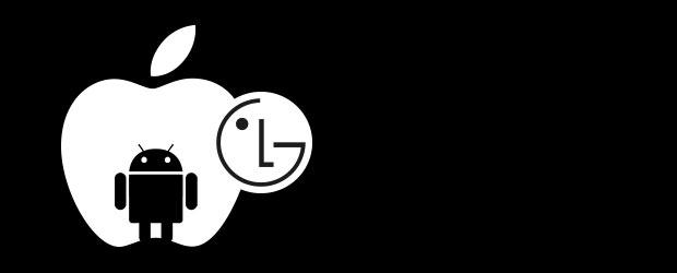 Smartphone Smartwatch Test LG