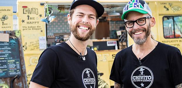 Mario und Markus von Chivito aus München