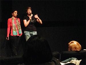 Laila Samy und Andrea Kuhn