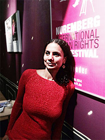 Portrait Laila Samy