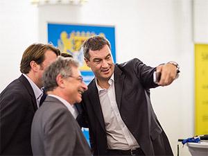 Selfi Bayern Innovativ