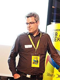 Portrait Markus Teschner