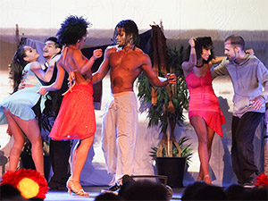 Tumbao Dancers
