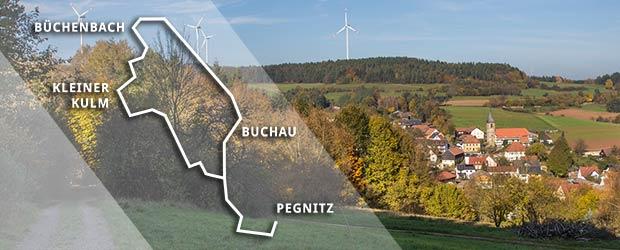 Rundwanderweg östliche fränkische Schweiz