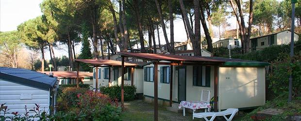 Campingplatz Toscana Village bei Montopoli