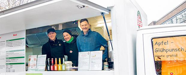 Foodtruck Bunte Burger aus Köln