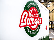 Logo Bunte Burger Foodtruck