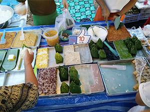 Thailändische Nachspeisen