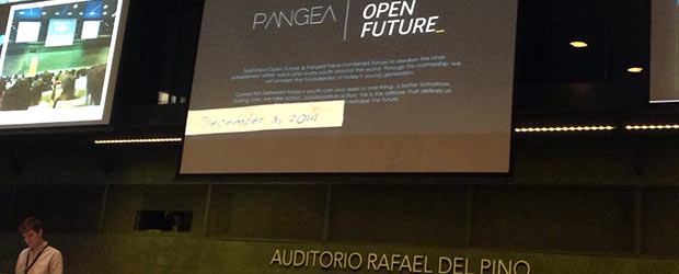 Pangea Konferenz Madrid