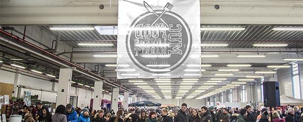 Erster Food Lovers Market München