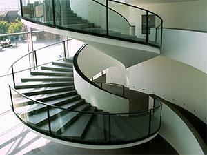 Treppe Neues Museum Nürnberg