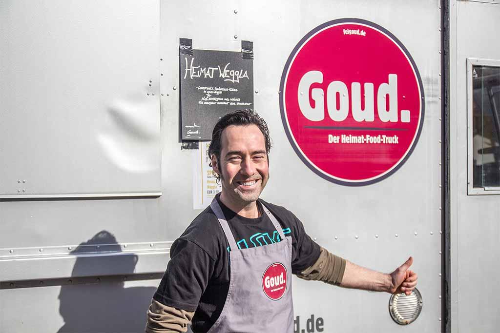 Erstes Foodtruck RoundUp ON TOUR Schwabach Martin Seefried