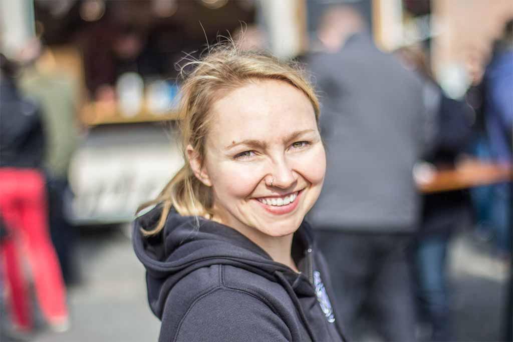 Erstes Foodtruck RoundUp ON TOUR Schwabach Helene Volkert