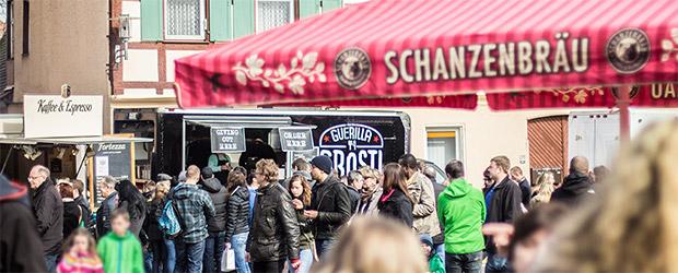 RoundUp ON TOUR Königsplatz Schwabach