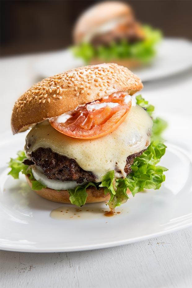 Burger-Nerd Burger