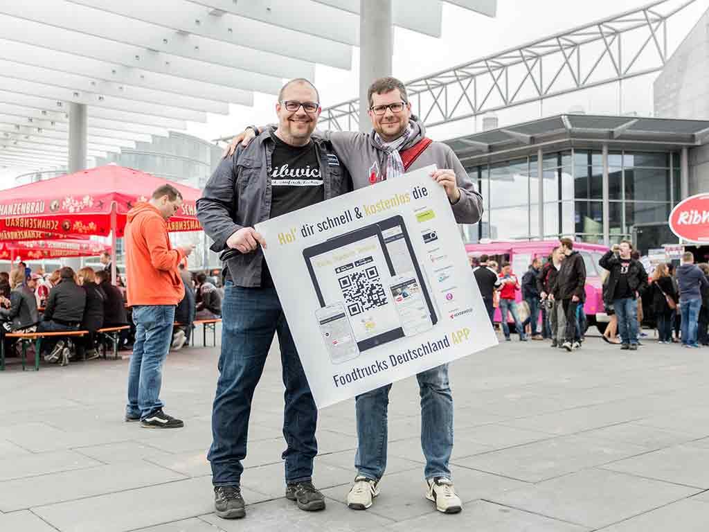 Foodtruck Deutschland App