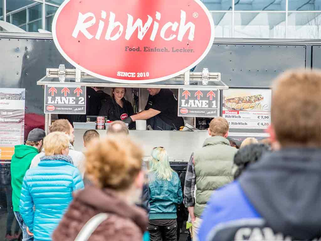 Foodtruck RibWich