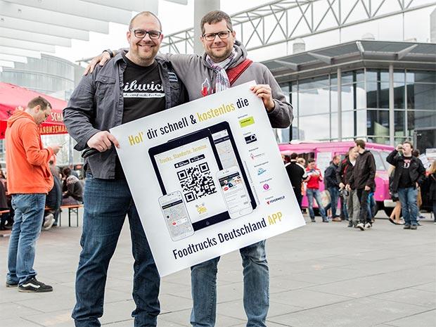 Foodtrucks Deutschland App