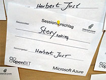 Storytelling von Herbert Just