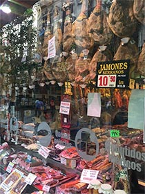 Bild vom Mercado de San Miguel