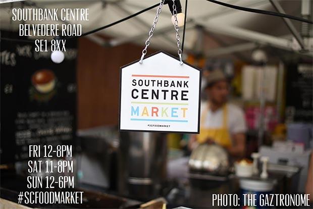 Southbank Centre Market Info