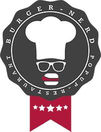 Logo Burger Nerd