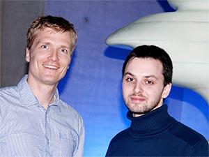 Portrait Michael Kubens und Eugen Sobolewski