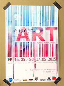 Plakat supermART