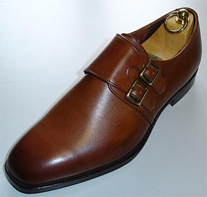 Schuh Doppelmonk