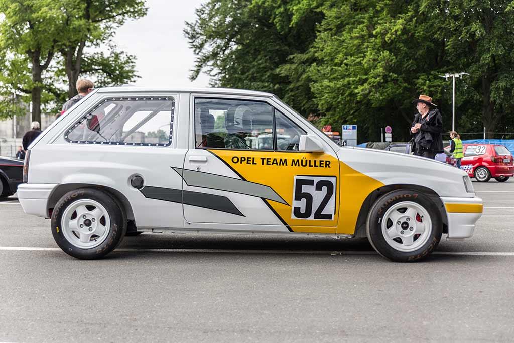 Opel Corsa A Rennwagen