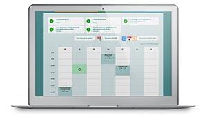 Screenshot Stundenplangenerator