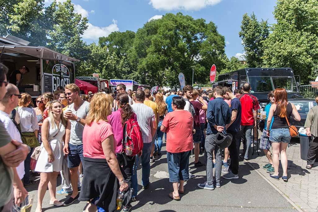 Erlangen Streetfood Markt