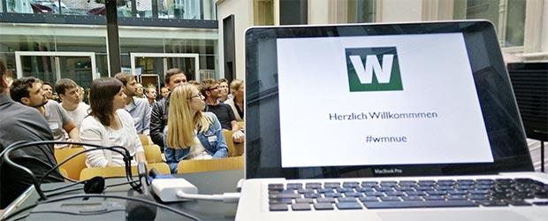 Webmontag Franken aus Erlangen