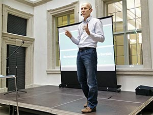 Vortrag Michel Lindenberg