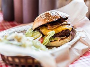 Bild von Top-Burger