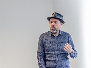 Michael Praetorius auf dem Open Summit