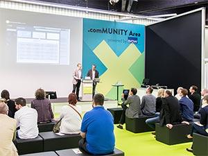 Präsentation auf der CO-REACH
